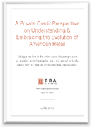 Evolution of American Retail - White Paper by RRA